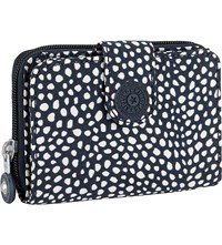 Kipling New Money Medium Nylon Wallet Dot Dot Dot