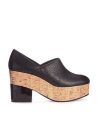 Monki Medina Heeled Shoes Black