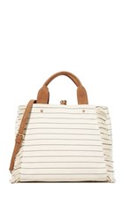 Deux Lux Calistoga Tote Ivory
