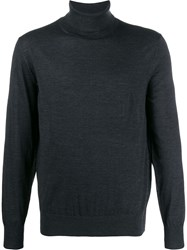 Z Zegna Roll Neck Jumper 60