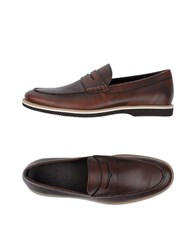 Hogan Loafers Brown