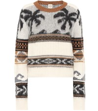 Tod's Wool Blend Sweater Multicoloured