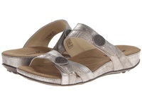 Romika Fidschi 22 Platin Women's Sandals Metallic