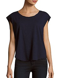 Chaser Cap Sleeve Cutout Top Cove