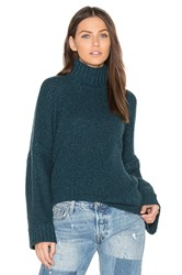 360 Sweater Chandler Teal