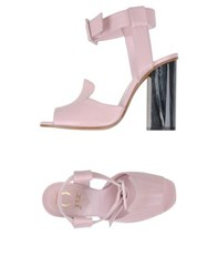 O Jour Footwear Sandals Women Light Pink