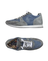 Le Crown Footwear Low Tops And Trainers Men Azure