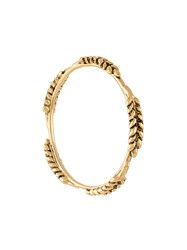 Aurelie Bidermann 'Wheat' Bangle Metallic
