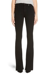 Citizens Of Humanity 'Fleetwood' High Rise Flare Jeans Black