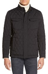 Men's Tumi Signature Quilted Water Resistant Jacket Black
