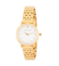 Larsson And Jennings Lugano Vasa 26Mm Stainless Steel Watch Gold