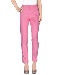 P.A.R.O.S.H. Trousers Casual Trousers Women Light Purple