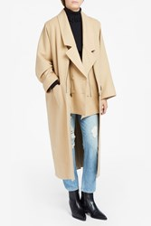 Koche Oversized Trench Coat