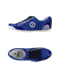 Fabi Low Tops And Trainers Blue