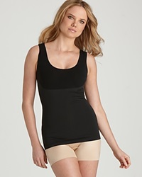 Spanx Tank Top Thin Stincts 1069 Black