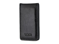 Tumi Chambers Magnetic Money Clip Black Wallet