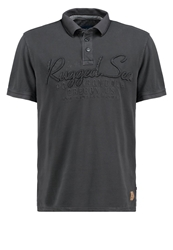 Tom Tailor Polo Shirt Tarmac Grey