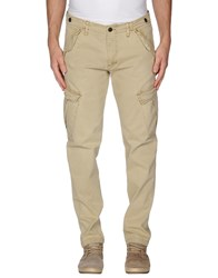 Individual Trousers Casual Trousers Men Beige