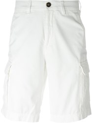 Brunello Cucinelli Deck Shorts White