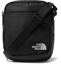 The North Face Canvas Messenger Bag Black