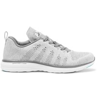Athletic Propulsion Labs Techloom Pro Cashmere Blend Sneakers Gray