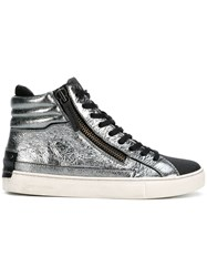 Crime London Metallic Hi