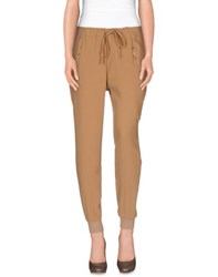 Deby Debo Trousers Casual Trousers Women Brown