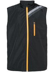 Aztech Mountain Cathedral Vest Black