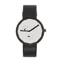 Issey Miyake Black Twelve Series 365 Watch Blackwhite