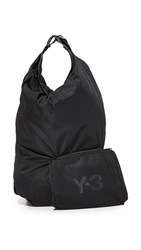 Y 3 Packable Backpack Black
