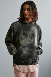 Urban Outfitters Uo Malone Hoodie Sweatshirt Olive