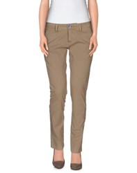 North Sails Trousers Casual Trousers Women Khaki