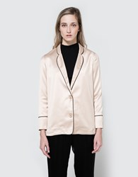 Farrow Henri Blazer In Gold