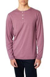 7 Diamonds Iron Sky Henley Grape