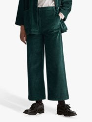 0e8a784c4b9b Toast Cord Wide Leg Trousers Vintage Teal