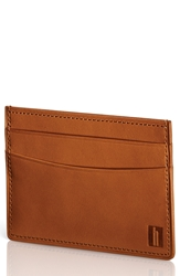 Hartmann 'Belting Collection' Card Case Heritage Tan