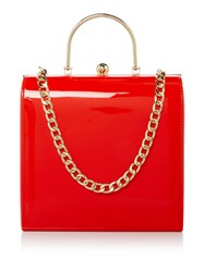 Therapy Fiona Frame Bag Red