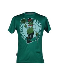 Blomor T Shirts Emerald Green