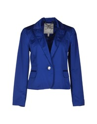 Milly Suits And Jackets Blazers Women Blue