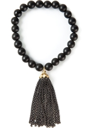 Loree Rodkin 'Lucky' Bracelet Black