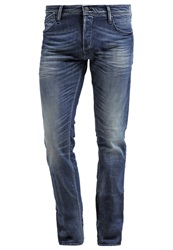 Japan Rags Slim Fit Jeans Blue Stone Blue
