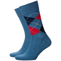 Burlington Light Denim Socks Pack Of 2 Light Denim