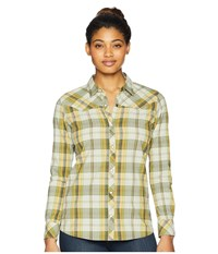 Outdoor Research Jolene Snap Front Shirt Hops Clothing Green