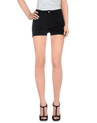 Motel Rocks Trousers Shorts Women Black