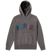 Remi Relief California Pullover Hoody Grey