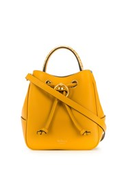 Mulberry Small Hampstead Bag Orange