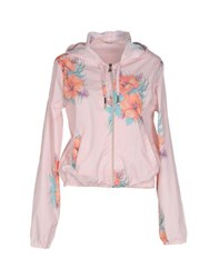 Giorgia And Johns Giorgia And Johns Coats And Jackets Jackets Women Light Pink