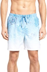 Tommy Bahama Men's Naples Floral Fade Swim Trunks