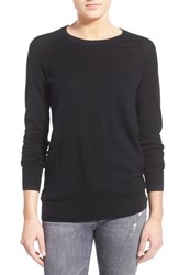 Ag Jeans Women's Ag 'Rylea' Cashmere And Silk Crewneck Sweater
