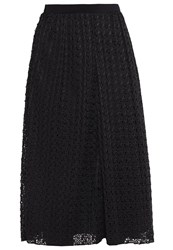 Selected Femme Sfdiny Aline Skirt Black